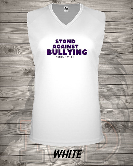 210609.2 Stand Against Bullying - (V-Neck Womens)