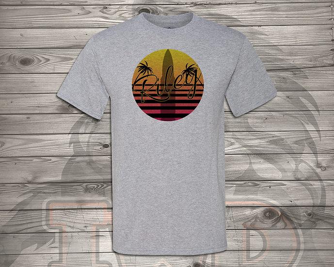 210706.6 - Ignatius Riley - Logo - Unisex Tshirt
