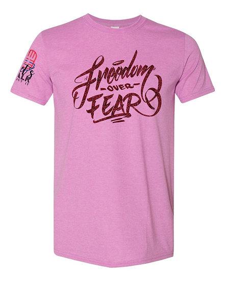 210602.9 - Freedom over Fear - Sleeve Logo