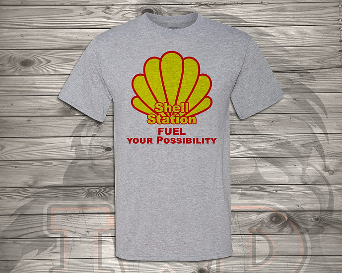 210706.5 The Shell Station - Unisex T-Shirt