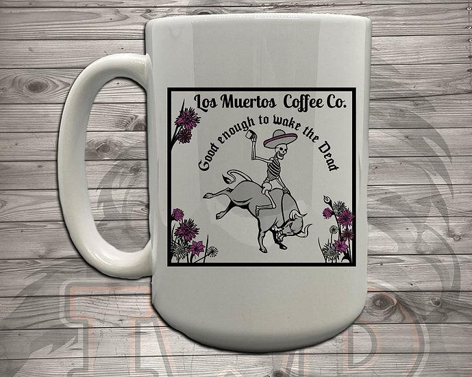 210810.5 - Los Muertos - 5 Styles of Mugs