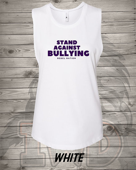 210609.2 Stand Against Bullying - Sleeveless Ladies
