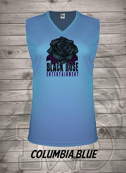 210608.10 - Black Rose Entertainment - (V-Neck Womens)