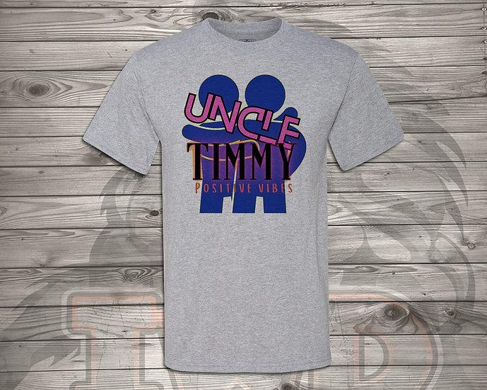 210614.4 - Uncle Timmy Logo - Unisex T-Shirt