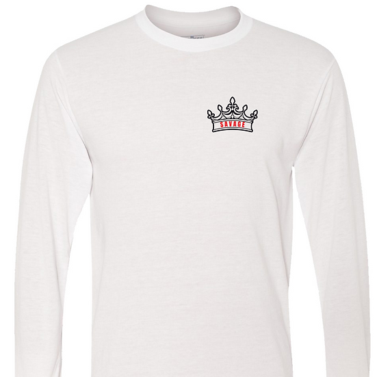 210321. Long Sleeve Shirt (Queendom) - Crown