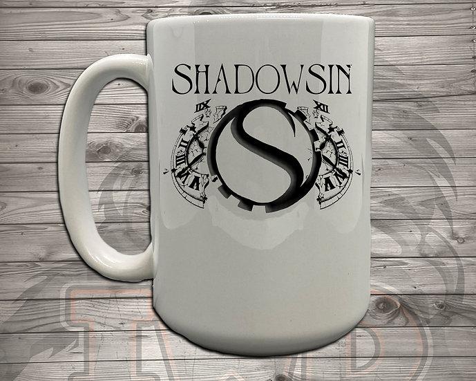 210527.1 - Shadowsin - Clock Design - Coffee Mug