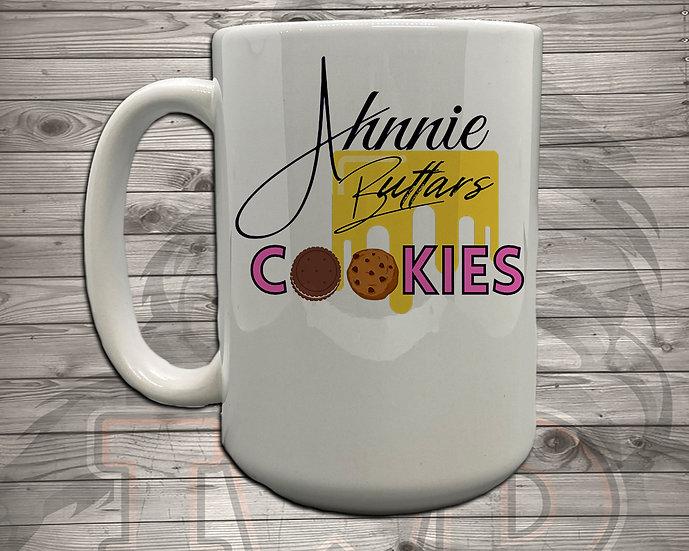 210803.2 - Ahnnie Buttars Cookies - 5 Styles of Mugs