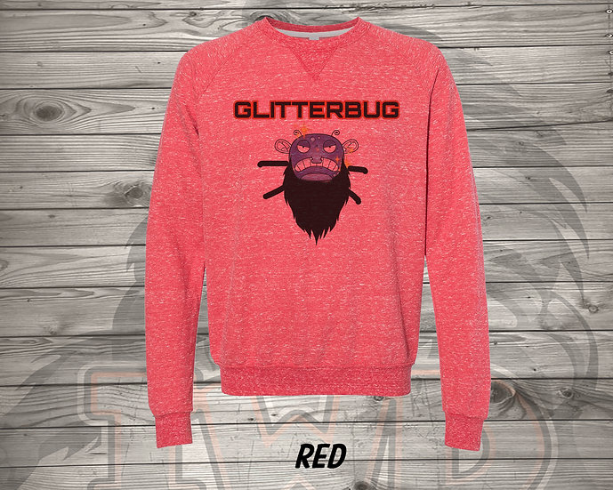 210706.2 - Glitterbug - Sweatshirt