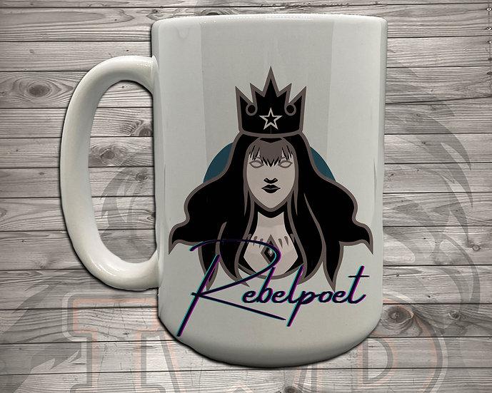 210614.3 Rebel Poet Logo - 5 Styles of Mugs