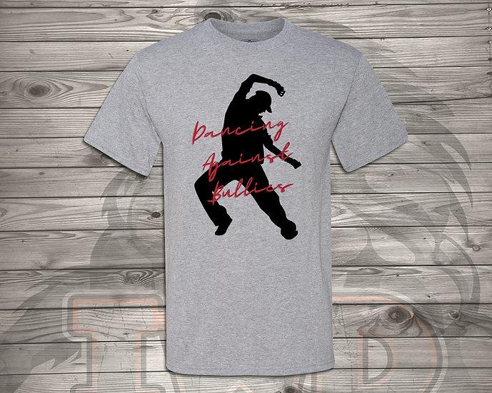 210713.1 Dancing Against Bullies V1 - Unisex T-Shirt