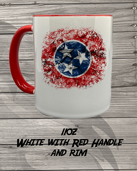 210629.2 Bethany - Patriotic Home Flag - Be Kind - 5 Styles of Mugs