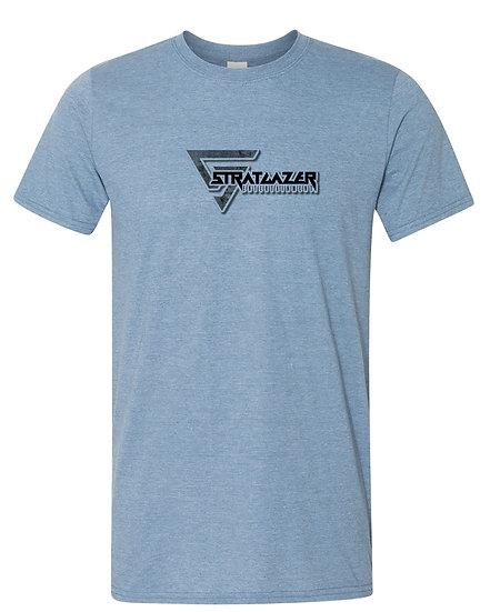 210602.2 - Stratgazer Ent Logo Textured - Unisex T-Shirt
