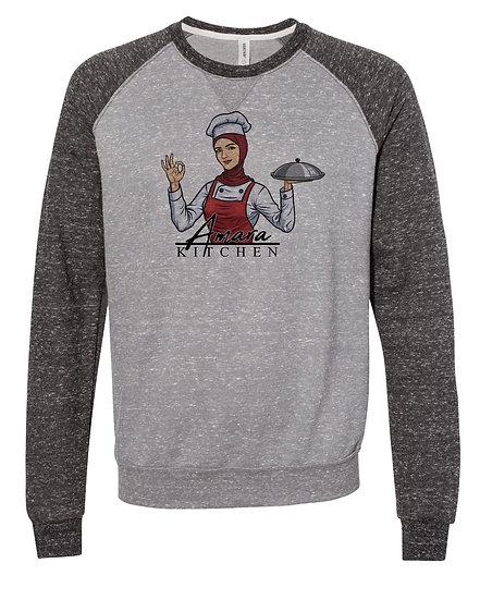 210519.1 Amara Kitchen - Unisex Long Sleeve Sweatshirt