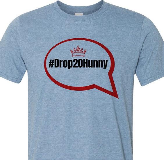 210602.8 - #Drop20Honey - Tshirt