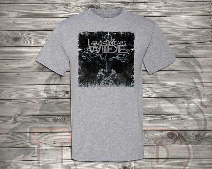 210813.2 1000YW - Bedlam Album Art - Unisex T-Shirt