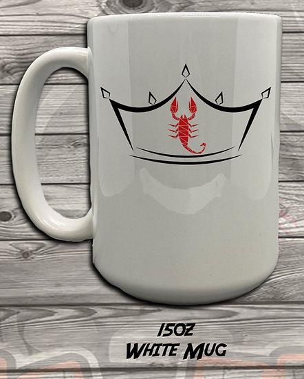 210627.1 Scorpio King - Crown - 5 Styles of Mugs