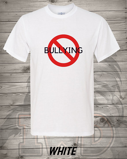 210609.3 - Anti-Bullying - Unisex TShirt