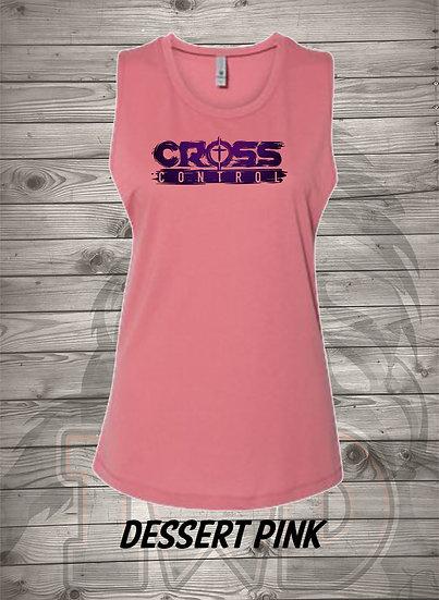 210602.3 - CrossControl Logo - Women's Tank NL