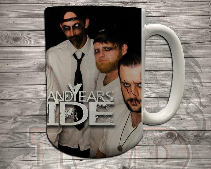 210813.2 1000YW - Bedlam Album Art - 5 Styles of Mugs