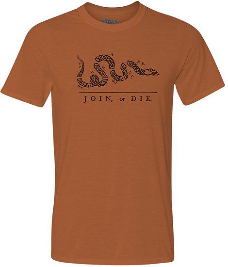 20622.19 - Join or Die - Patriotic Unisex Shirt