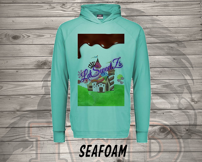 210825.3 - Candy Land LDSweets  - Long Sleeve Hoodie