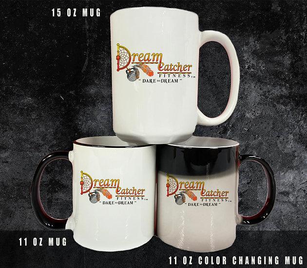 210507.2 Dream Catcher Fitness - Coffee Mugs