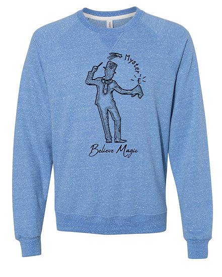 210427.9 - MysterE Silhouette - Believe Magic Sweatshirt