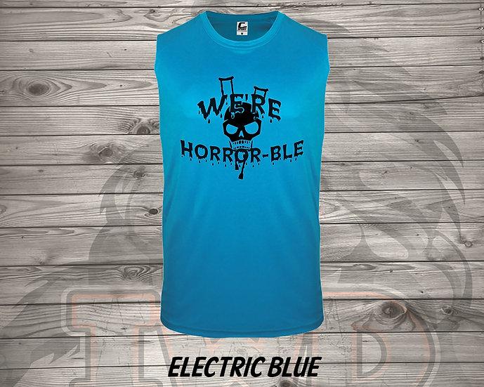 210902.4 We're Horrible Logo  - (Men's Tank)