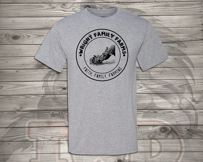 210805.1 - WFF Crest Logo - Unisex T-Shirt
