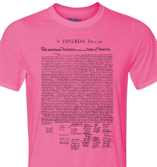 20713.1 Declaration Of Independence - JP
