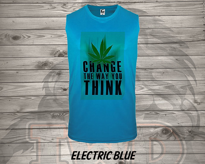 210826.4 Change The Way You Think  - (Men's Tank)