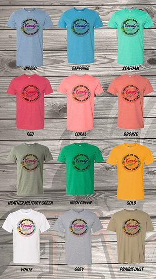 210606.2 - Candy Swap - Unisex T-Shirt