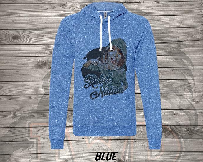 210706.3 - Rebel Nation - Sweater Hoodie