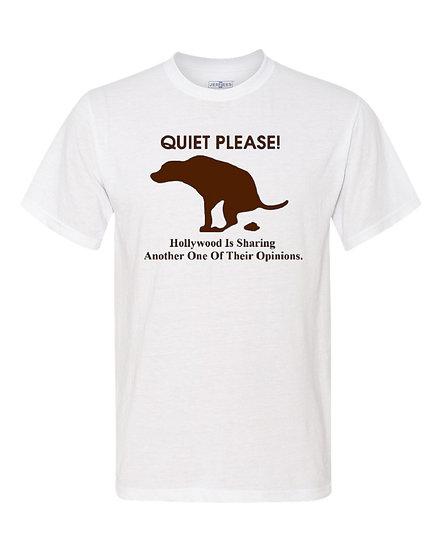 Quiet Please! Hollywood Is Speaking! (20929.2)