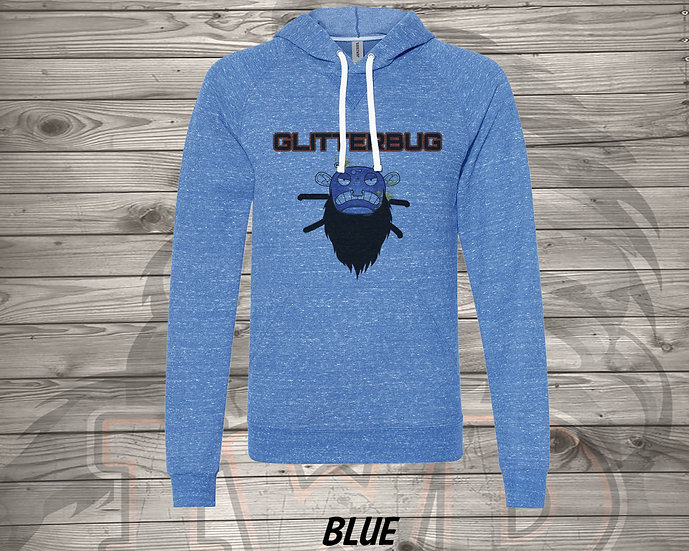 210706.2 - Glitterbug - Sweater Hoodie