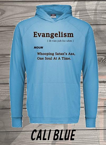 210611.6 - Evangelism - Long Sleeve Hoodie