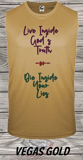 210611.4 - Live Inside Gods Truth - (Men's Tank)