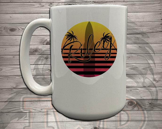 210706.6 - Ignatius Riley - Logo - Coffee Mug