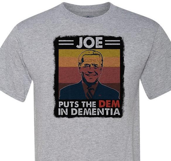 210108.2 - Joe Biden Put the DEM in Dementia - Trump Dad - Jesus Forever