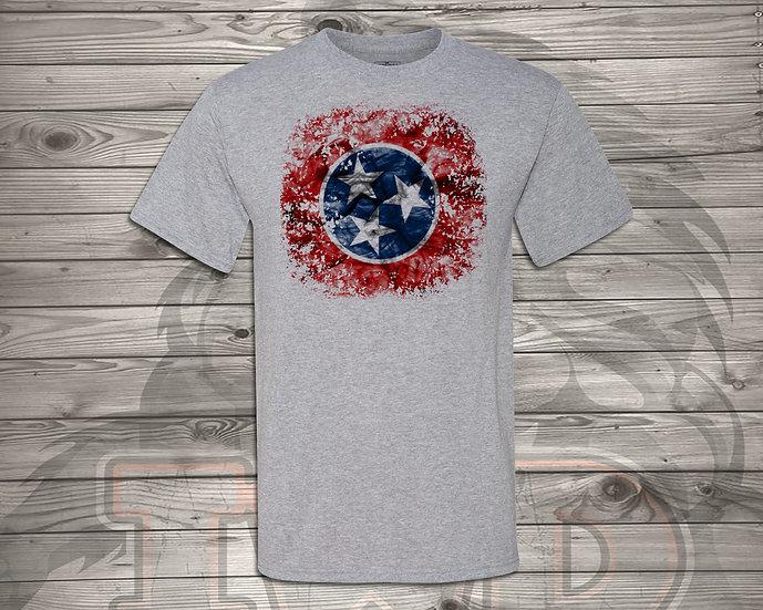 210629.2 Bethany - Patriotic Home Flag - Unisex T-Shirt