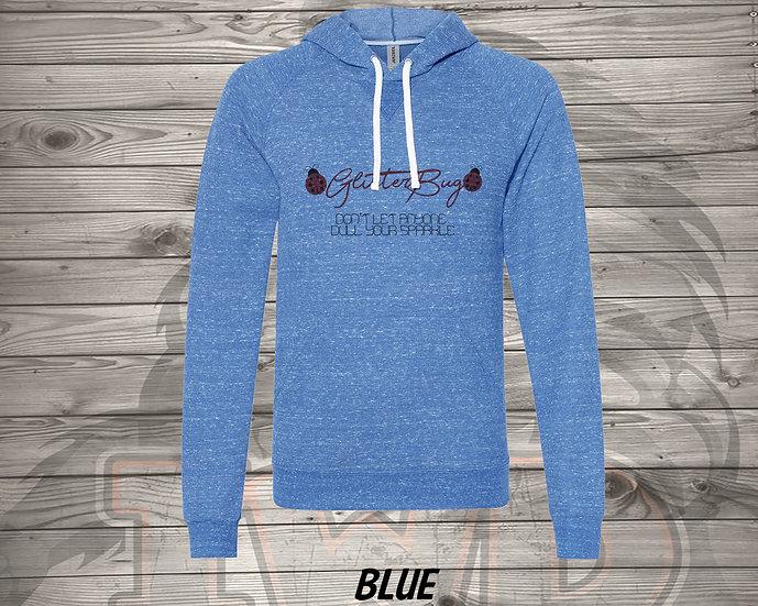 210702.1 - Glitterbug Logo - Sweater Hoodie