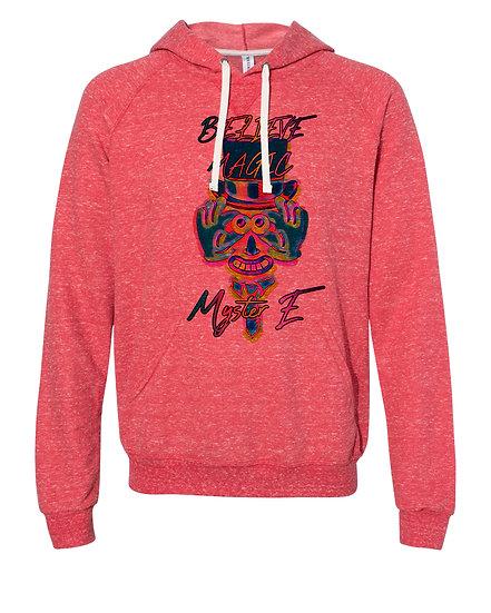 210427.8 - MysterE Cartoon - Believe Magic Hooded Sweatshirt