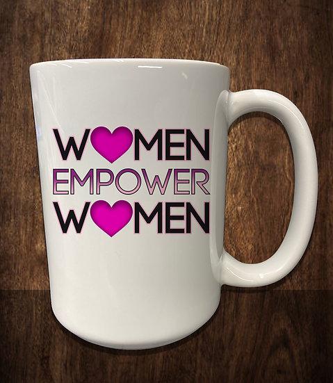210419.1 - Women Empower Women - Red Headed Rebel