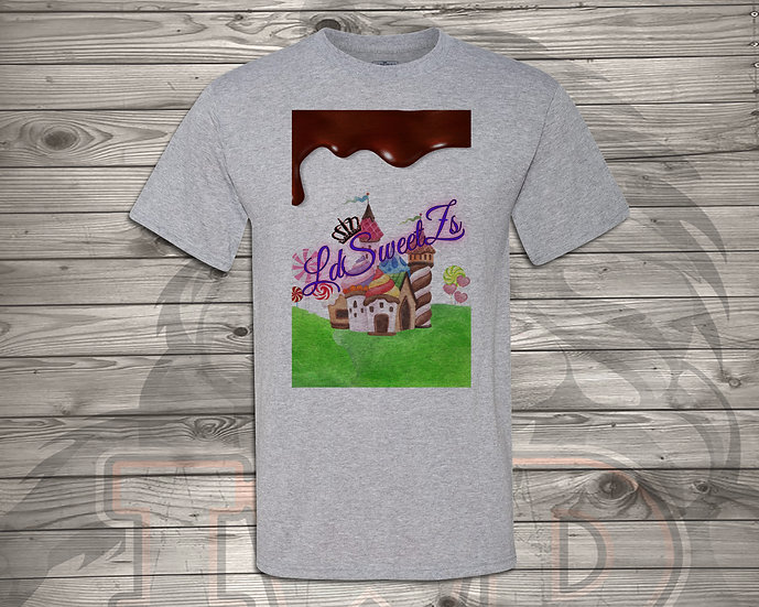 210825.3 - Candy Land LDSweets - Unisex T-Shirt