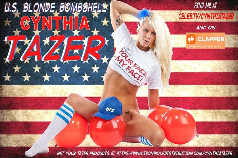 210712.10 - Bombshell Horizontal - Poster, Vinyl Sticker, or Banner