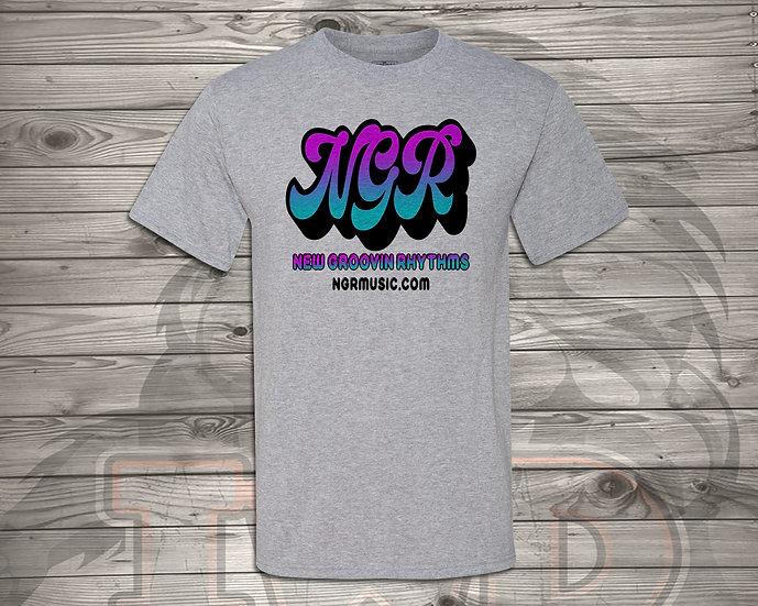 210621.6 - New Groovin Rhythms Logo - Unisex T-Shirt