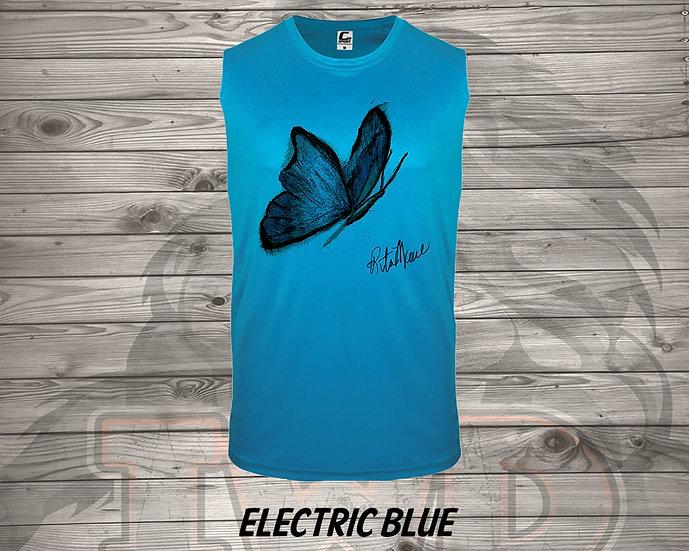 210826.3 - Rita Marie Butterfly  - (Men's Tank)