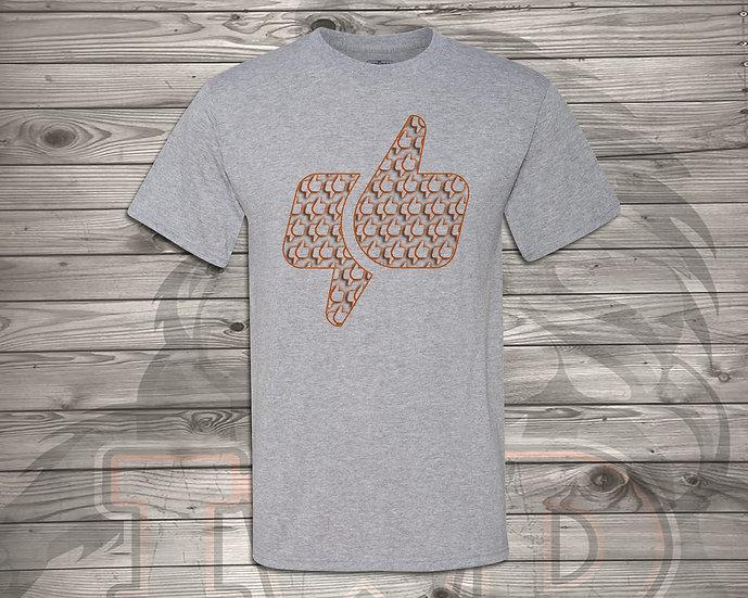 210910.1 - Clapper Logo - Unisex T-Shirt