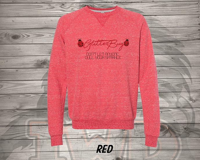 210702.1 - Glitterbug Logo - Sweatshirt