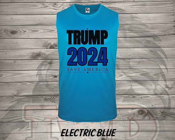 210826.5 Trump 2024 - Save America  - (Men's Tank)